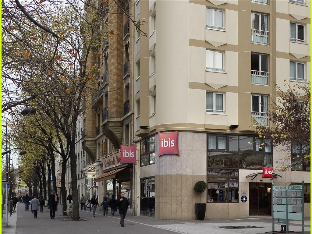 Ibis Paris Avenue Ditalie 13Eme Paris Fransa - Agoda'dan ... tout Piscine 13Eme