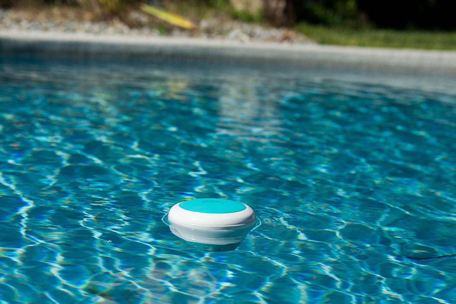 Ico : Un Appareil Connecté Pour Analyser L'eau De Votre ... dedans Analyse Eau Piscine