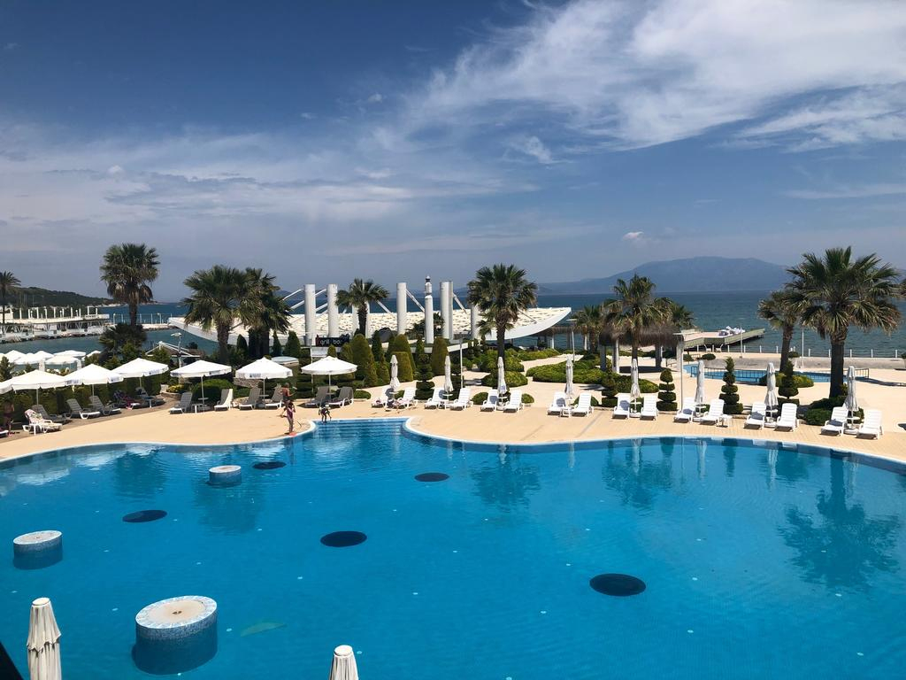 Ilica Hotel Spa & Wellness Resort, Çeşme – Tarifs 2020 avec Piscine Port Marchand