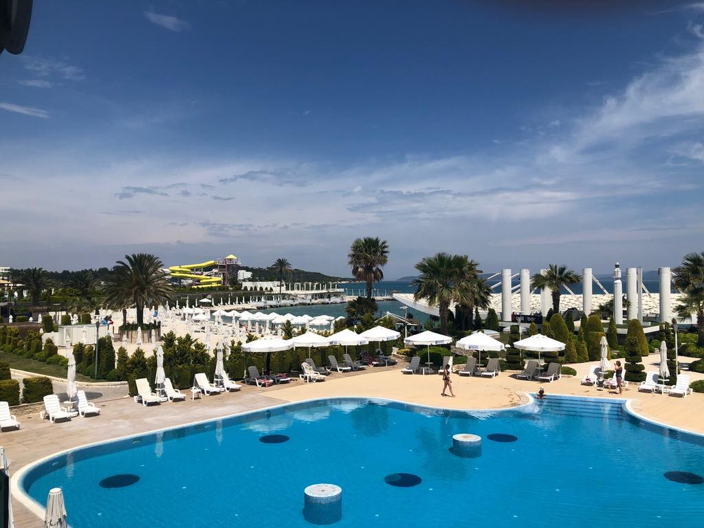 Ilica Hotel Spa & Wellness Resort, Çeşme – Tarifs 2020 intérieur Piscine Du Port Marchand