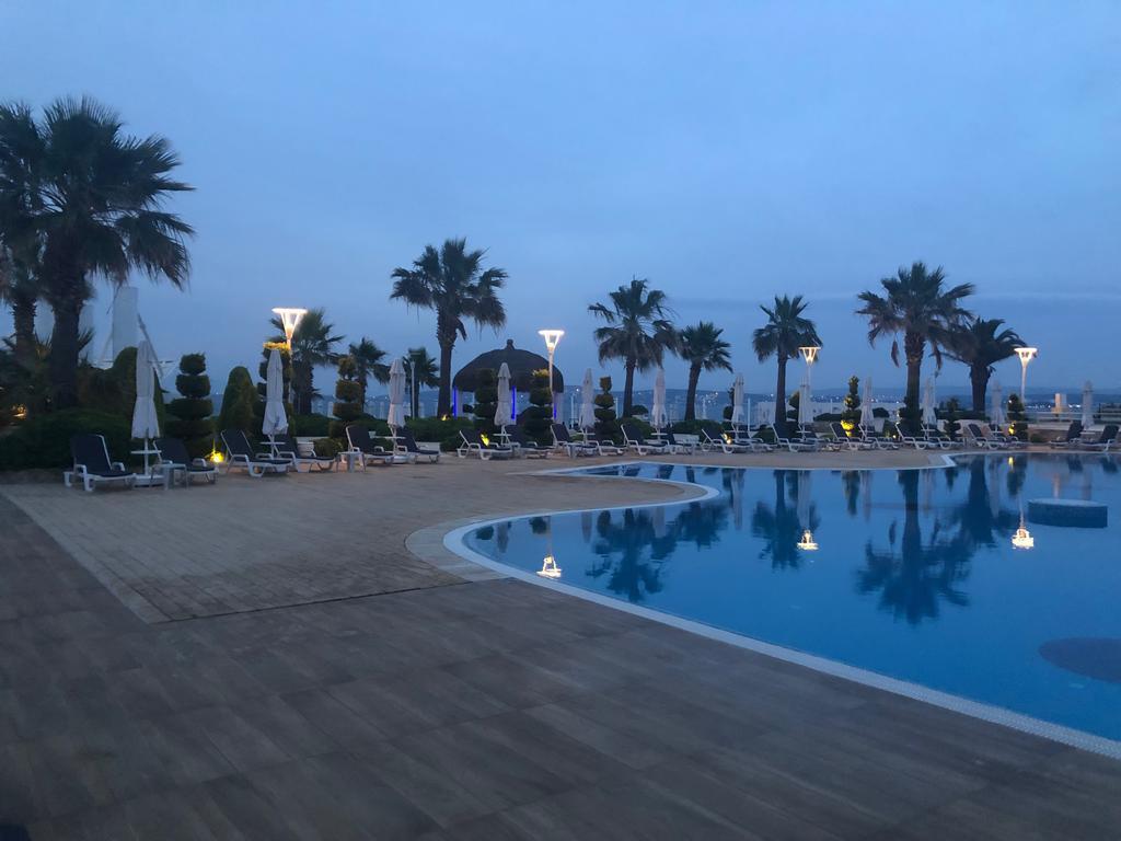 Ilica Hotel Spa & Wellness Resort, Çeşme – Tarifs 2020 intérieur Piscine Port Marchand