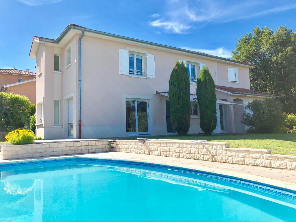 Immobilier Maison Brignais Au Calme A Brignais Superbe Villa ... encequiconcerne Piscine De Brignais