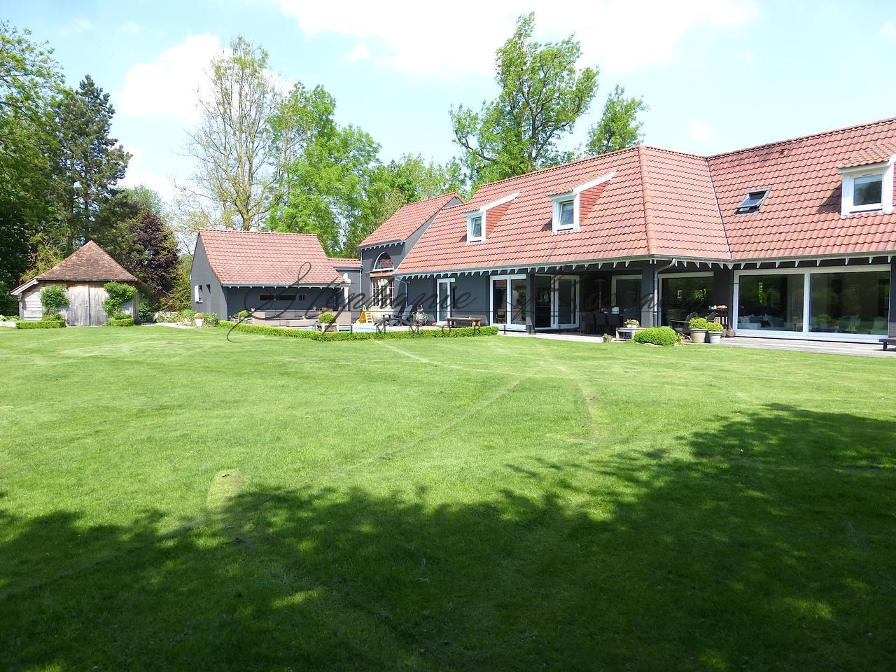 Immobilier Maison Villeneuve D Ascq Exclusivite Villa D ... dedans Piscine Villeneuve D Ascq