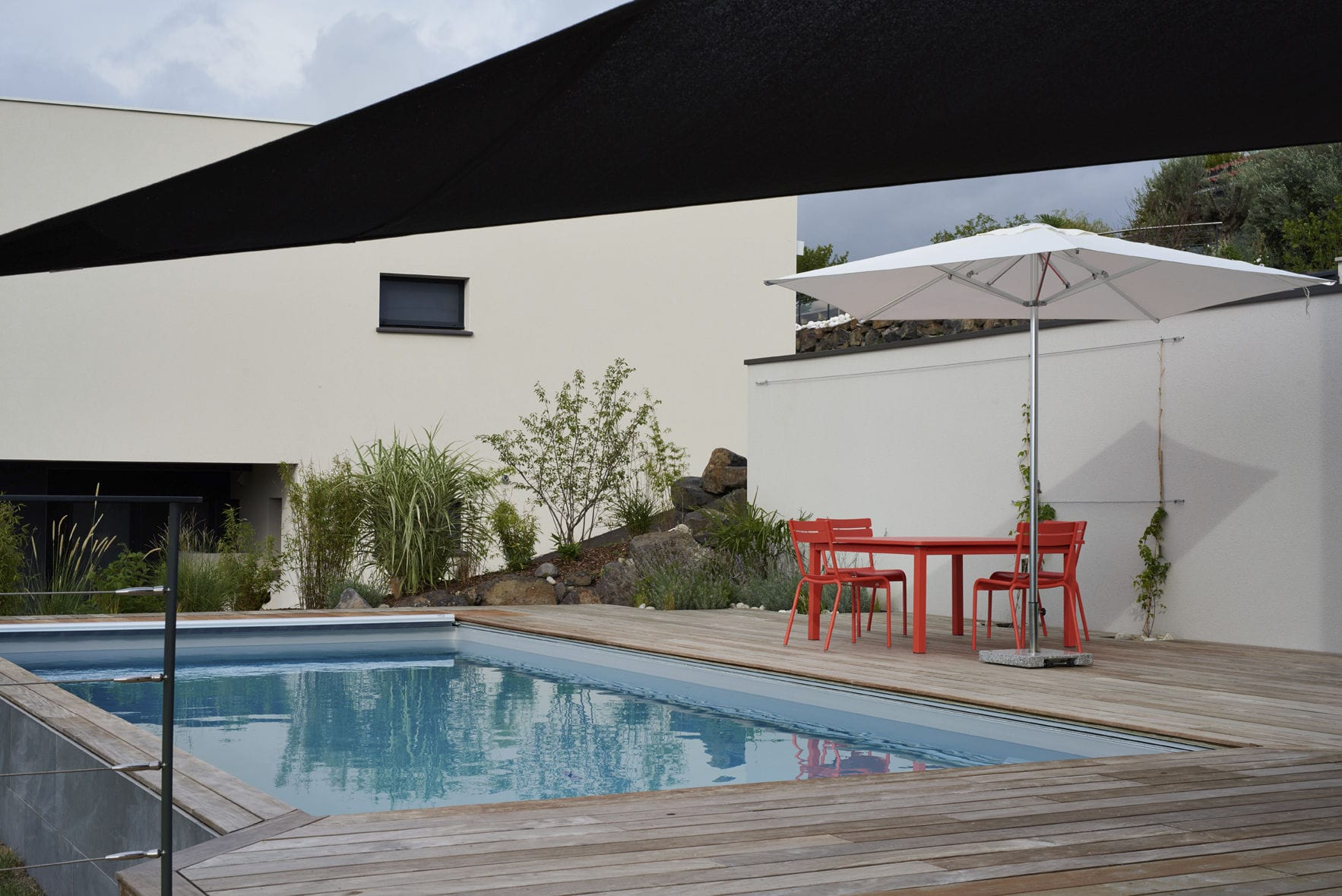 In-Ground Swimming Pool / Concrete / Outdoor - Jardins ... intérieur Villard De Lans Piscine