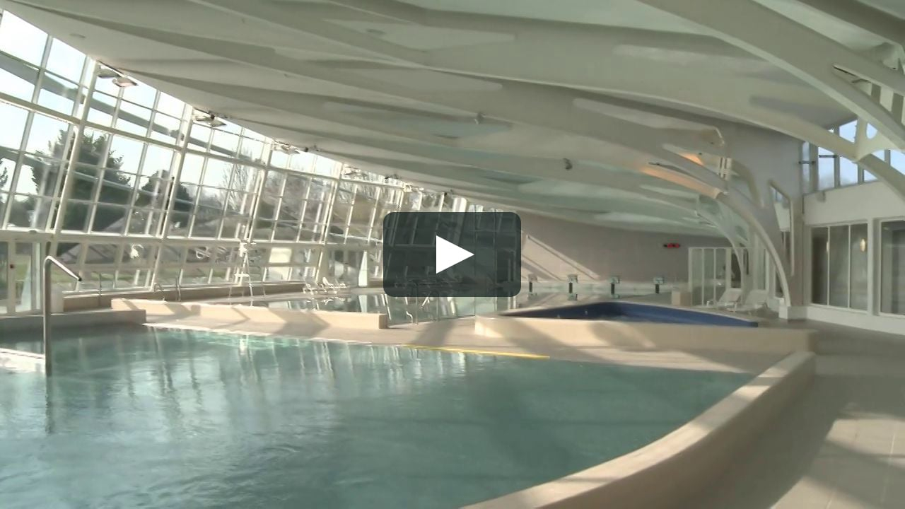 Inauguration Du Centre Aquatique Du Pays Rethélois : Galéa avec Piscine Rethel