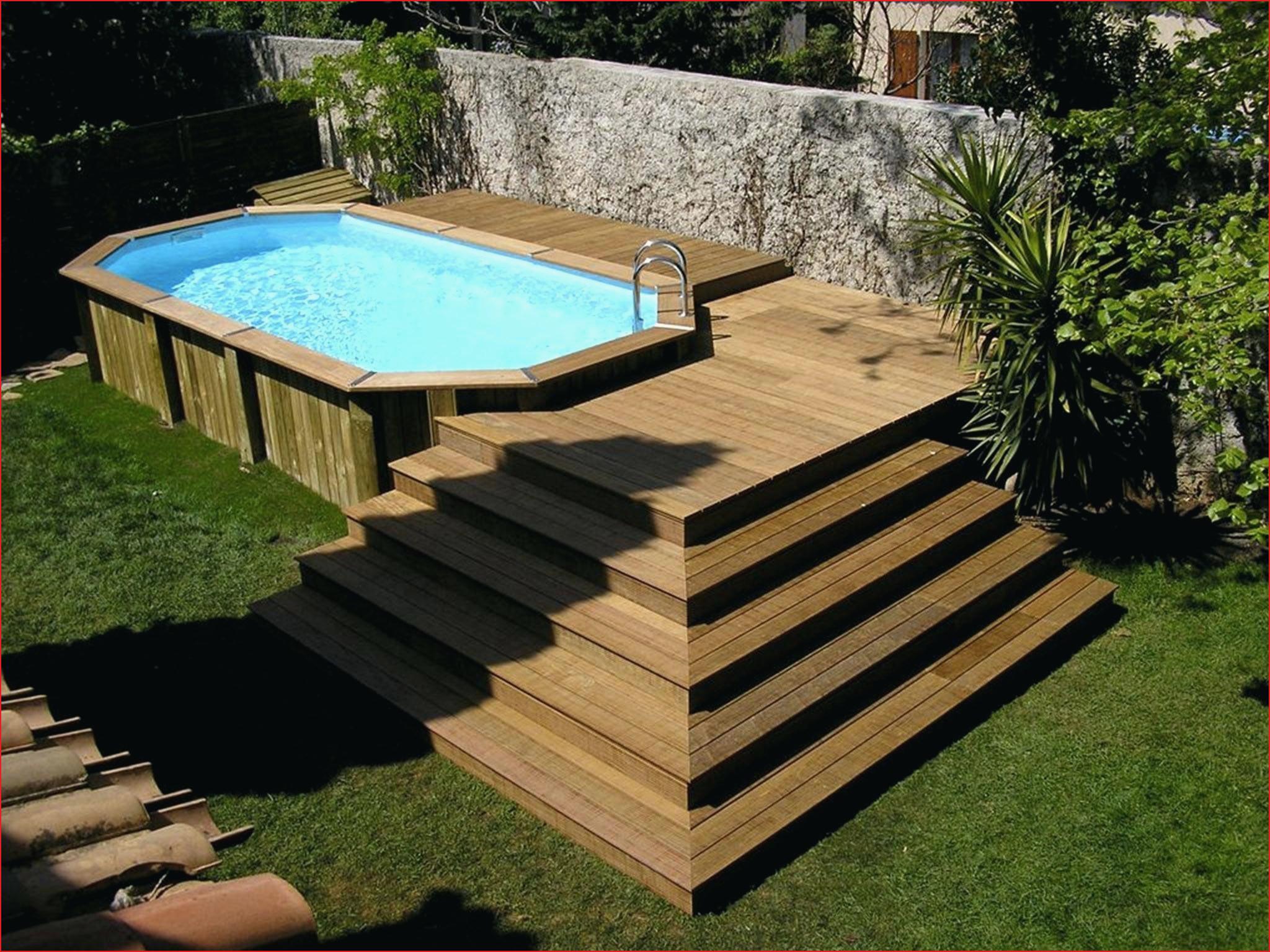 Incroyable Piscine Bois Procopi Photos De Piscine Idée ... intérieur Solde Piscine Hors Sol