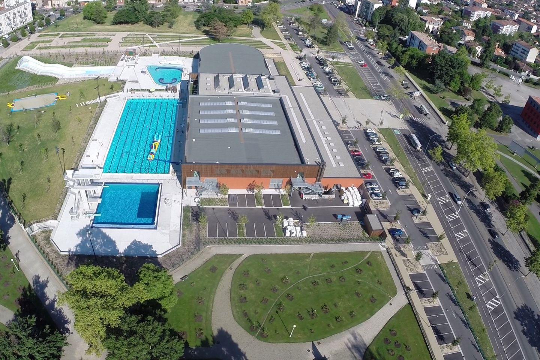Ingréo Complexe Aquatique Piscine - Montauban - Gymlib pour Piscine Ingreo Montauban