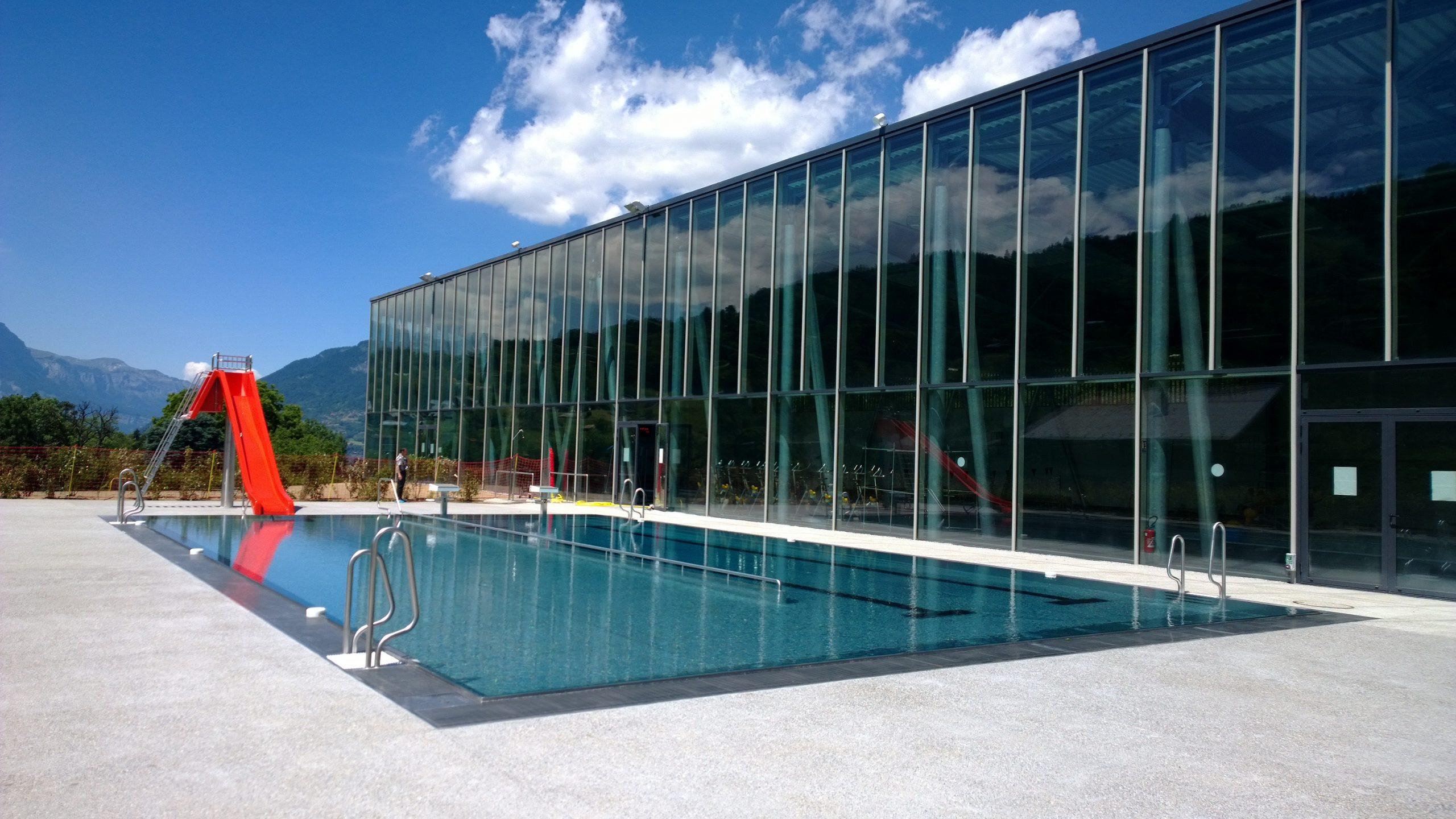 Installations Sportives - Saint-Gervais Mont-Blanc ... avec Piscine Saint Gervais Les Bains