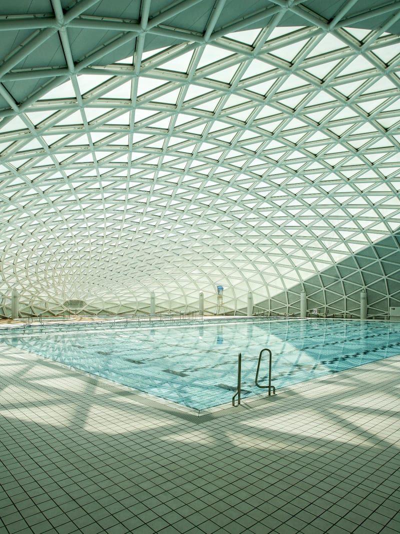 Institute Of New Architecture, Alessio Guarino · Inoue Park ... avec Piscine Lingolsheim