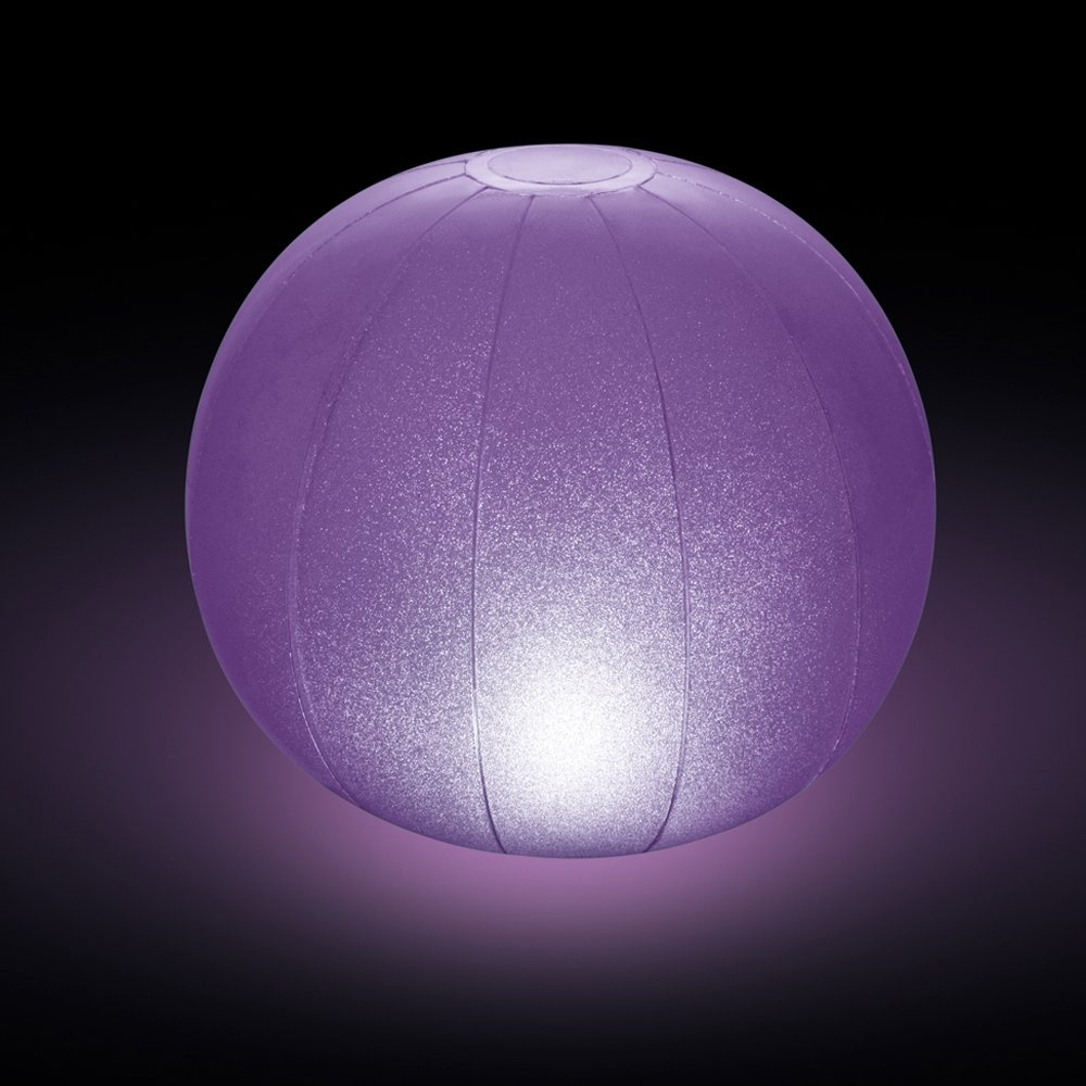 Intex Éclairage De Piscine Boule Lumineuse Led 23 Cm Blanc ... intérieur Boule Lumineuse Piscine