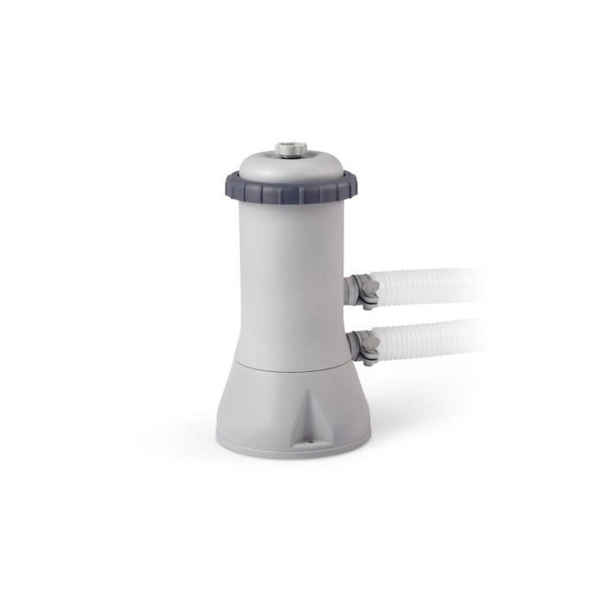 Intex Filtre Épurateur À Cartouche 3,8 M³/h - Pour Piscine ... tout Filtre A Cartouche Pour Piscine