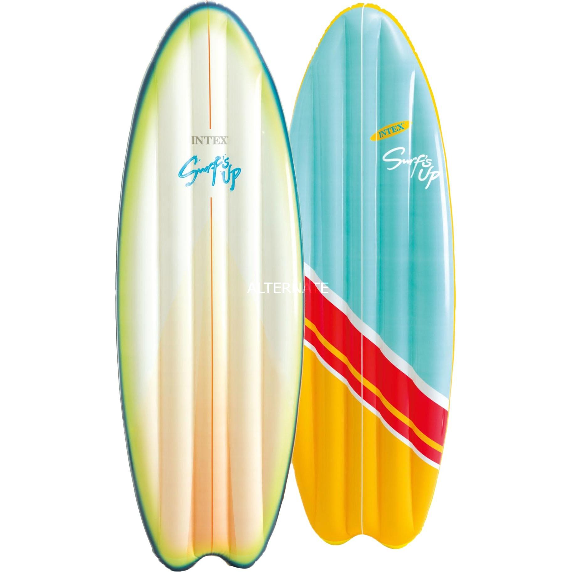 Intex Matelas Gonflable De Piscine Surf Fiber Tech dedans Rustine Pour Piscine