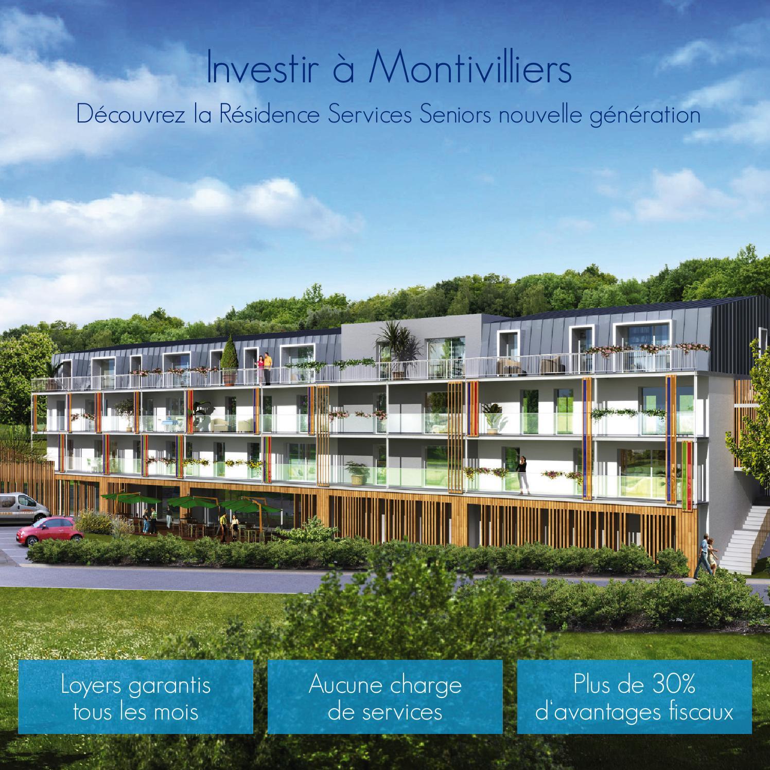 Investir À Montivilliers By Domitys Invest - Issuu intérieur Piscine Montivilliers