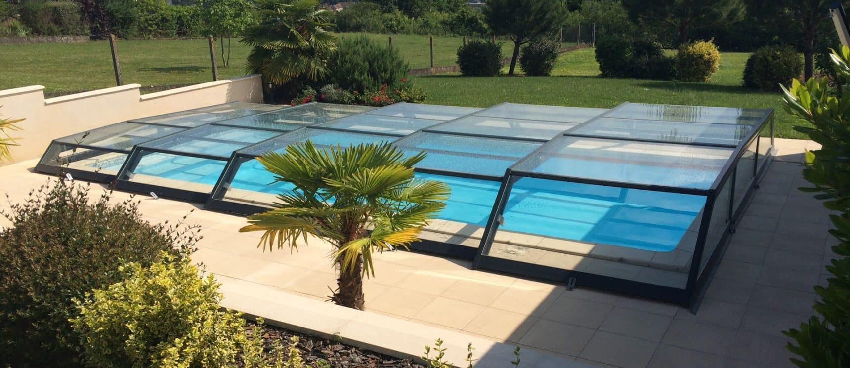 Iris Low Level Pool Enclosure - Pool Enclosure concernant Piscine Epdm