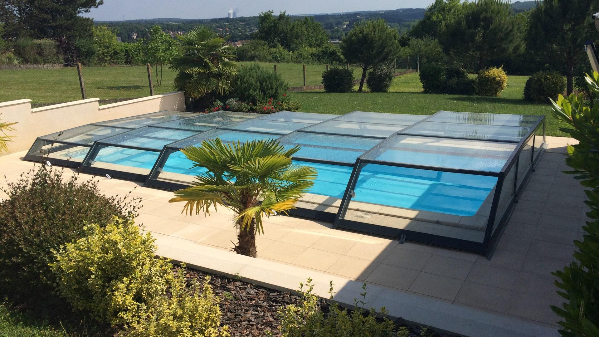 Iris Low Level Pool Enclosure - Pool Enclosure tout Piscine Epdm