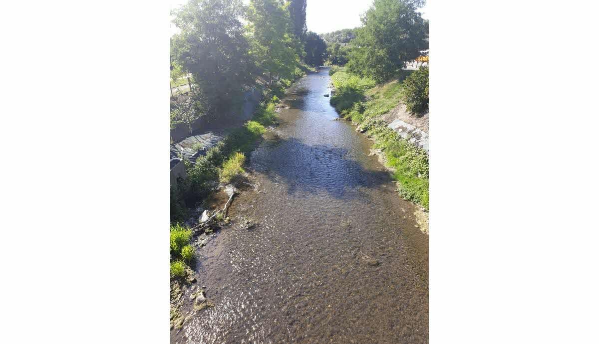 Isère-Nord | Bourgoin-Jallieu : La Bourbre Polluée Par La ... à Piscine Bourgoin Jallieu