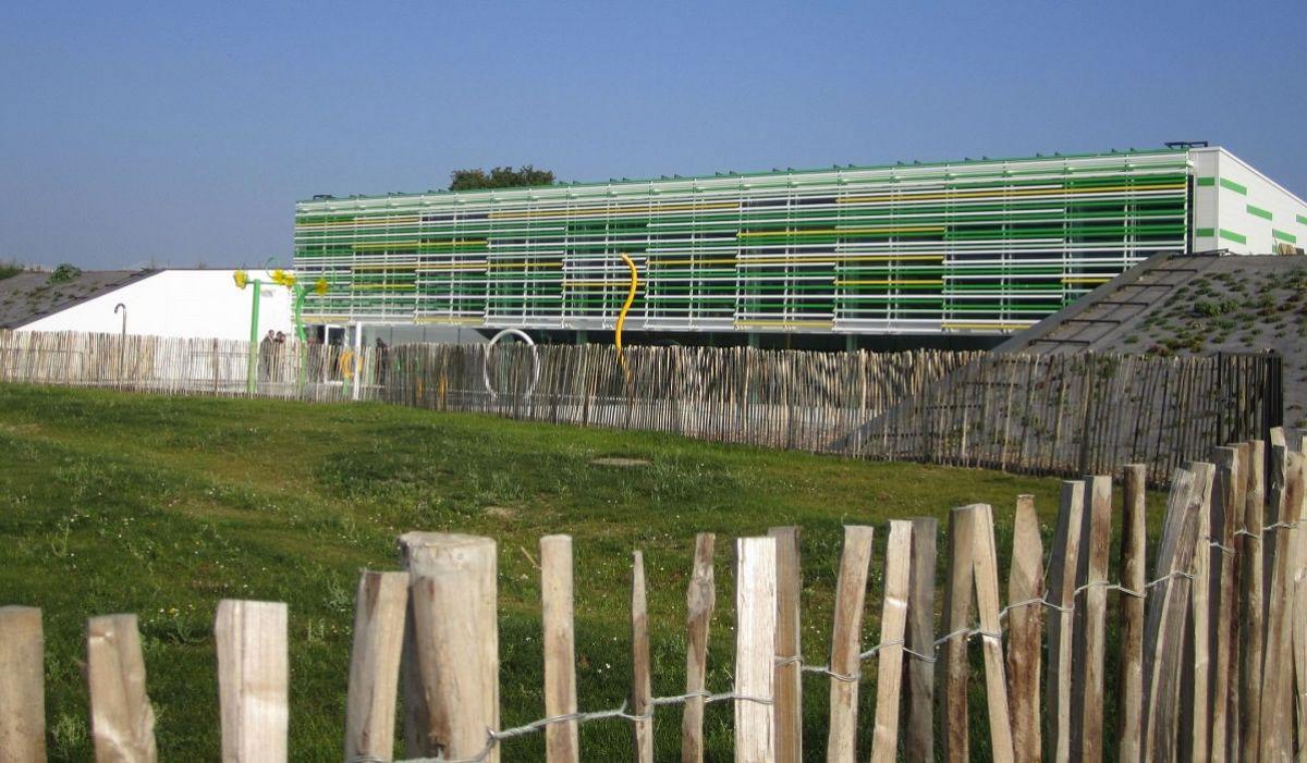Janzé - Centre Aquatique Les Ondines - Ares Concept intérieur Piscine Janzé