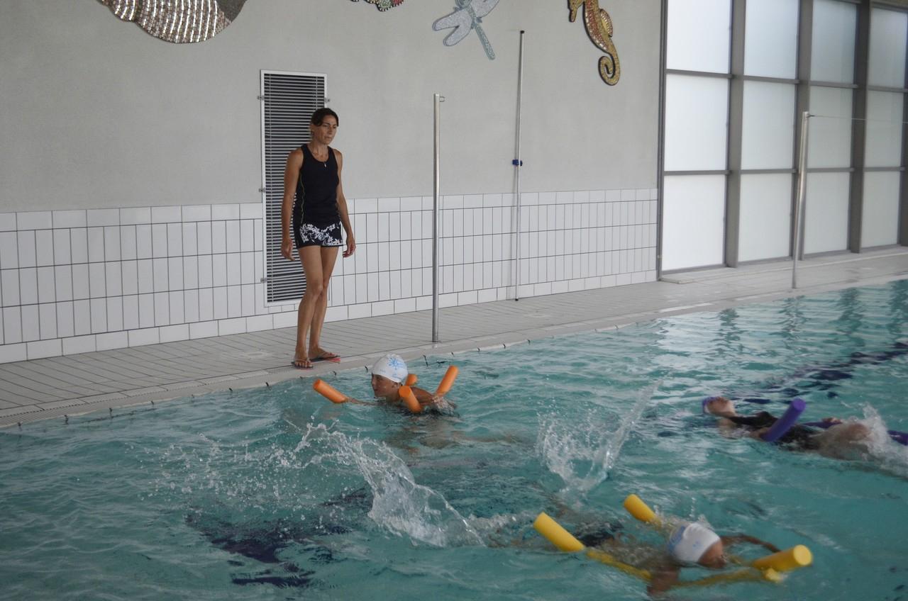 J'apprends À Nager » À La Piscine De Mortagne-Au-Perche | Le ... à Piscine Mortagne Au Perche