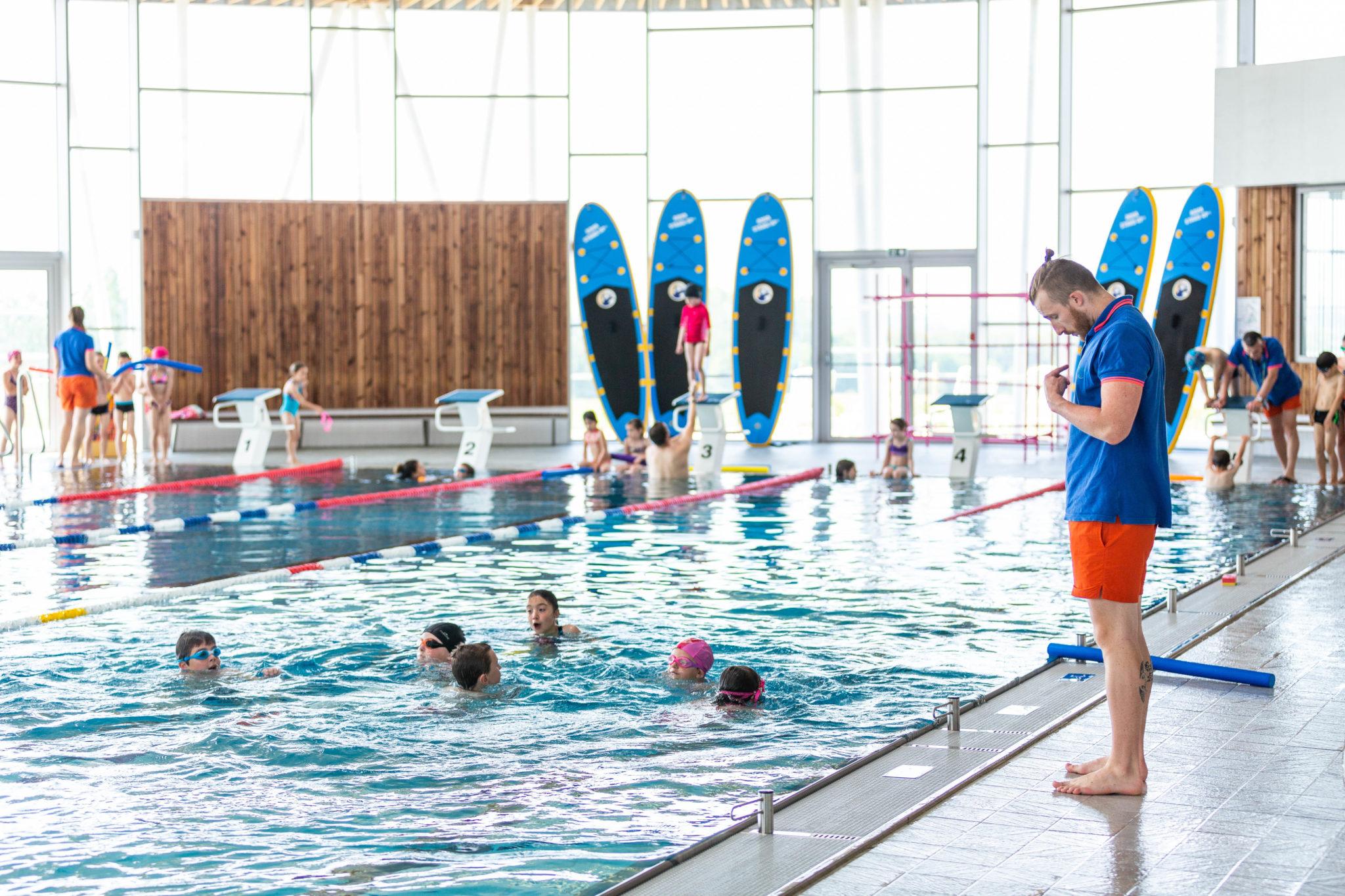 J'apprends - Activité Découverte - Aqua Bulles Centre Aquatique intérieur Piscine Saint Fulgent
