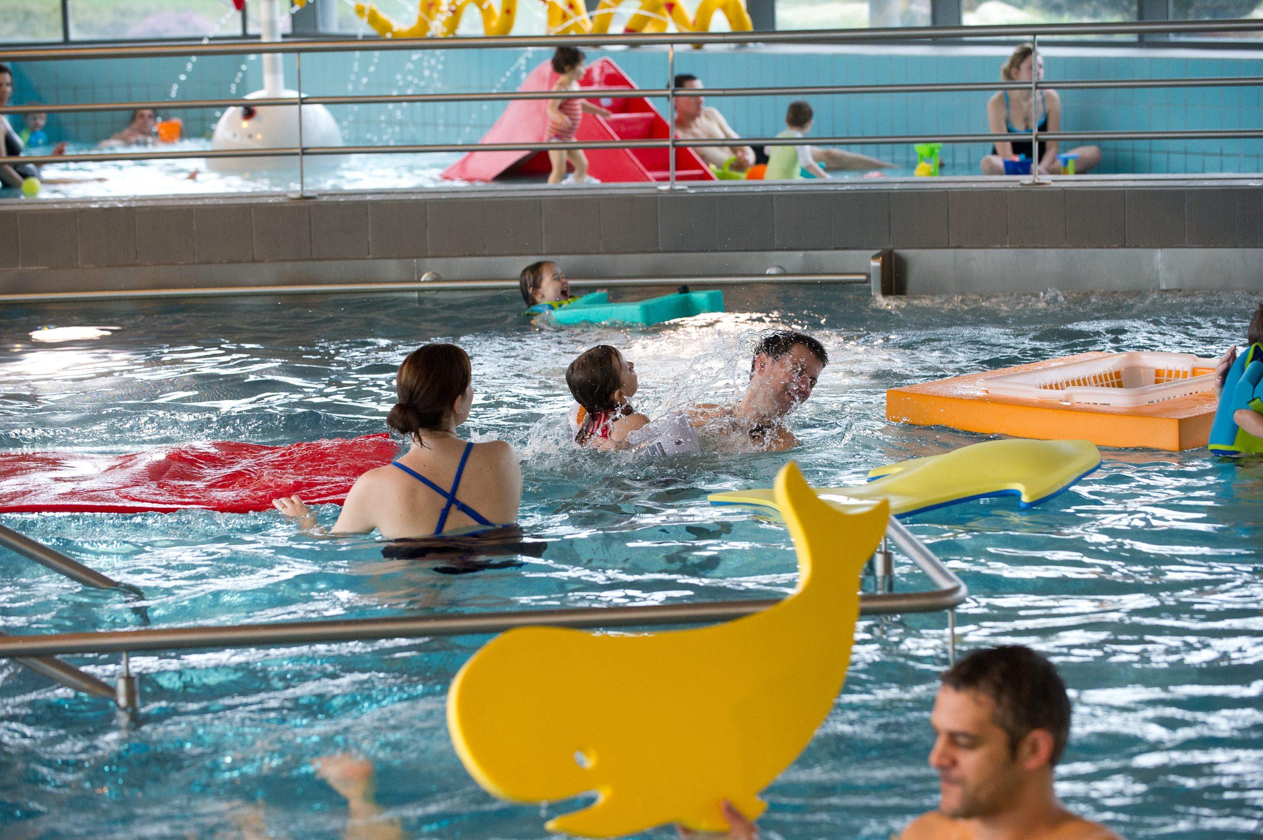 Jardin Aquatique (Enfants) dedans Piscine Pontchateau Horaire