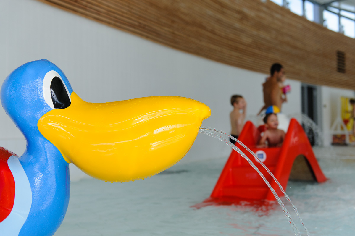 Jardin Aquatique | Val Parisis destiné Piscine D Herblay