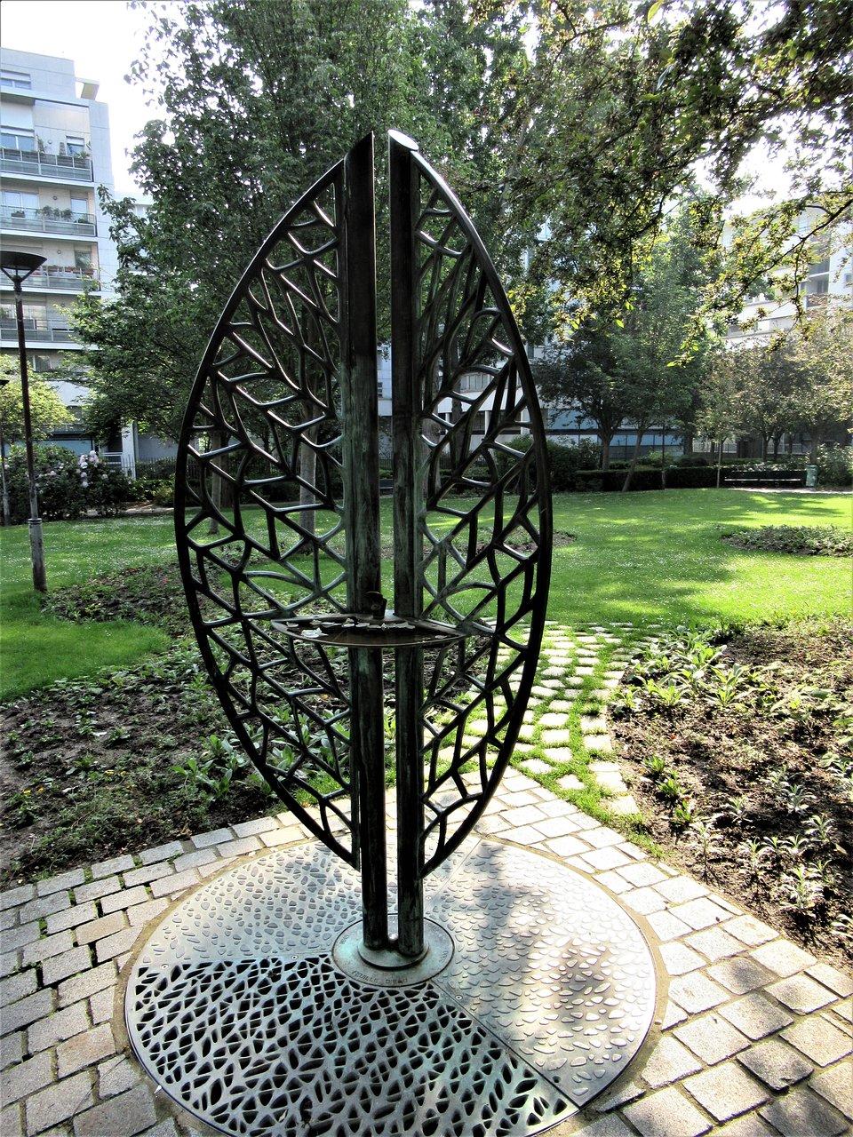 Jardin James-Joyce - Paris - Jardin James-Joyce Yorumları ... à Piscine Bar Le Duc