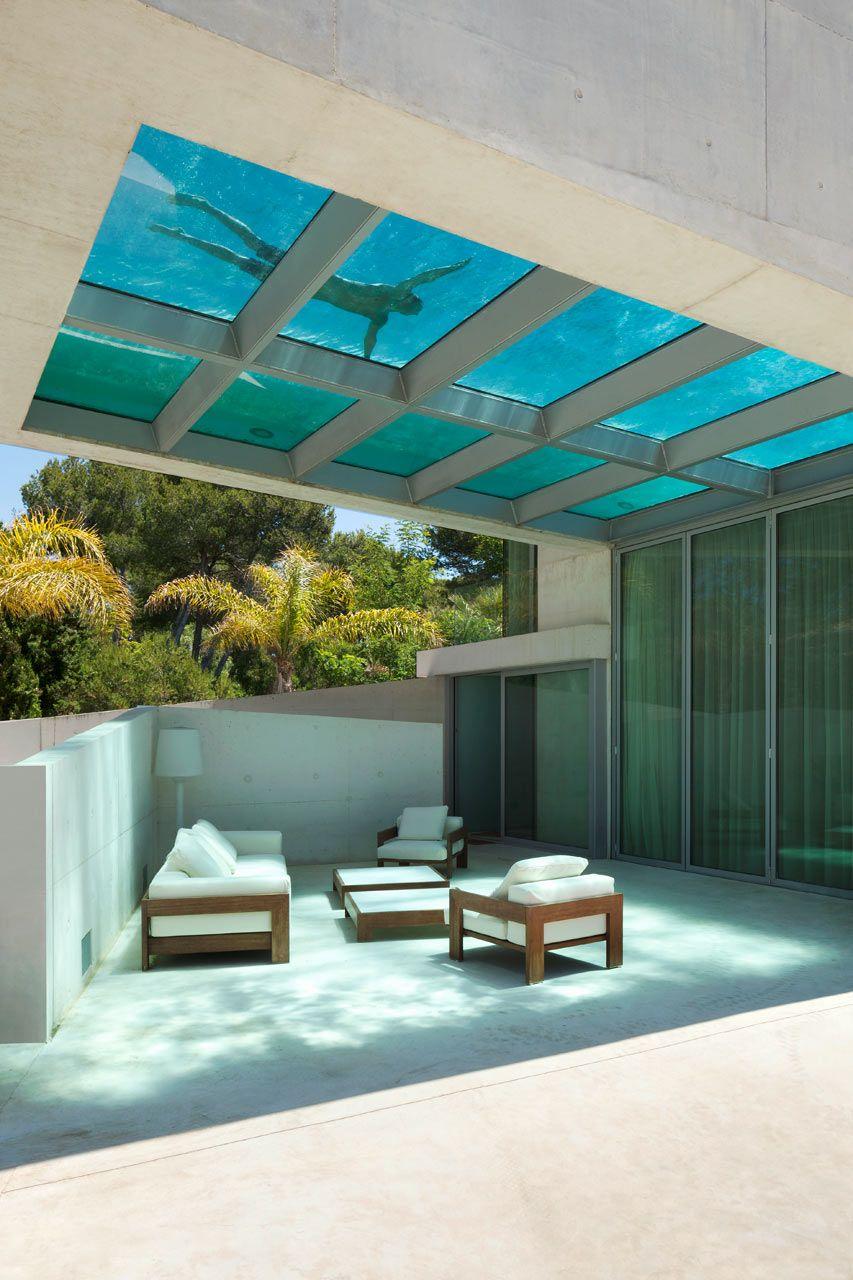 Jellyfish-House-Waa-10 | Piscines De Rêve, Modèle ... concernant Modele Piscine