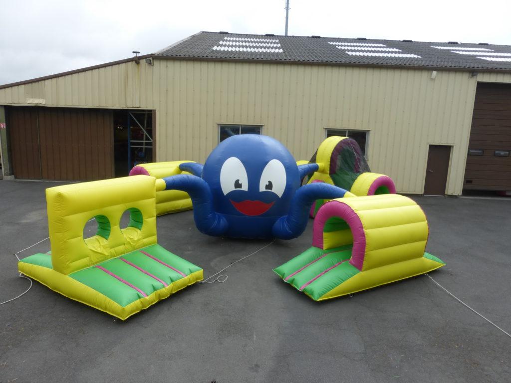 Jeu Aquatique Gonflable Pour Piscine Camping dedans Toboggan Gonflable Pour Piscine