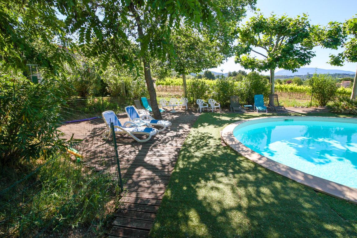 Jolie Maison Provençale - Avec Piscine Chauffée, House ... à Hotel Avec Piscine Ile De France
