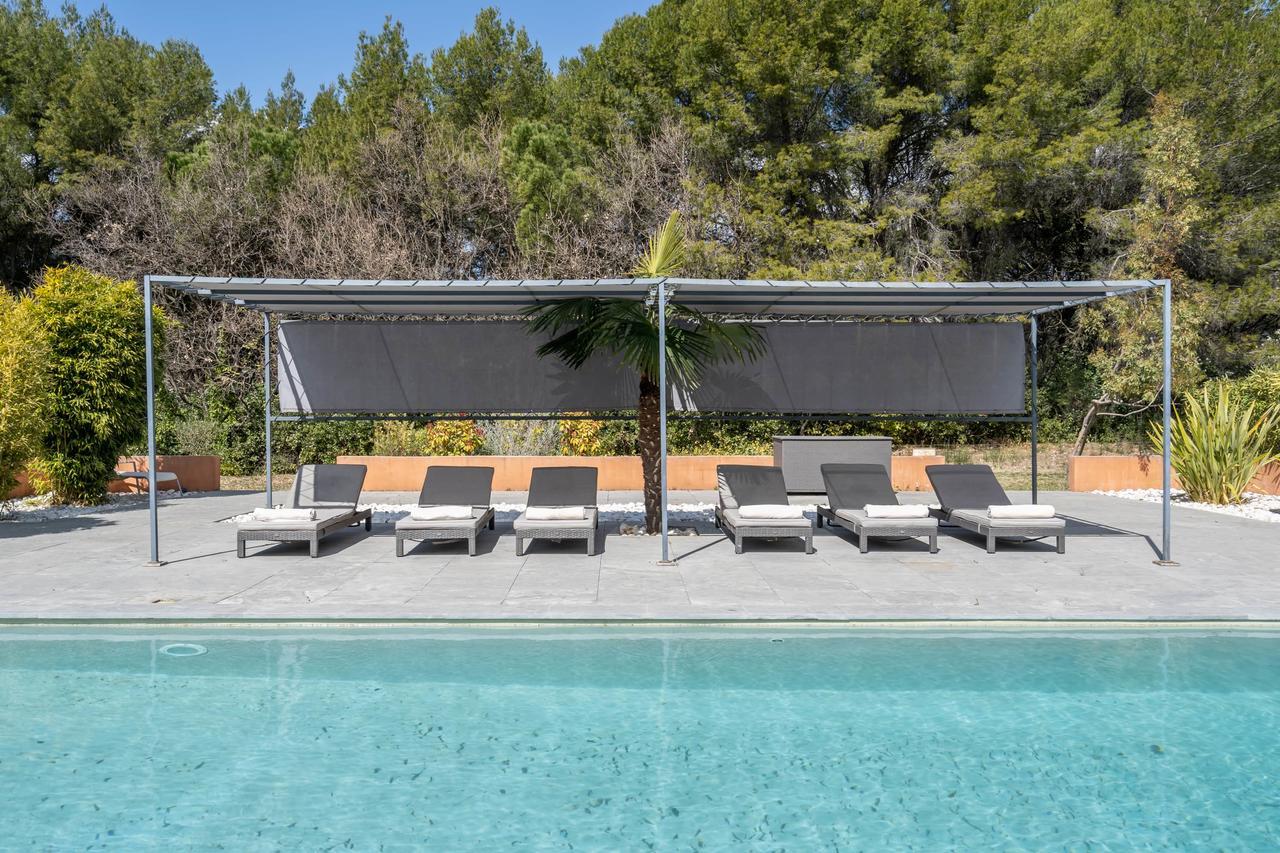 Jolie Villa Avec Grande Piscine À 5Min D'aix En Provence ... destiné Piscine Venelle