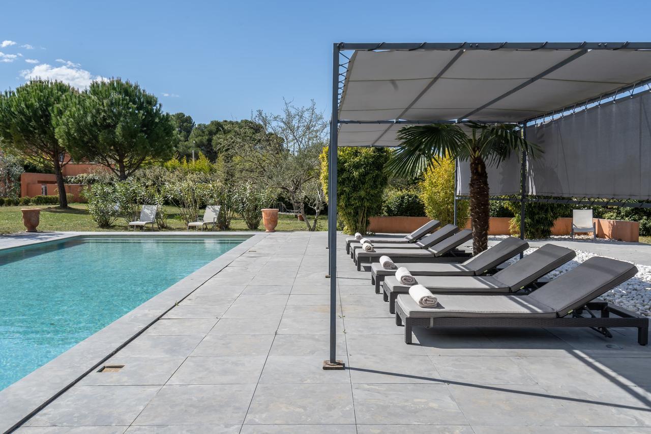 Jolie Villa Avec Grande Piscine À 5Min D'aix En Provence ... serapportantà Piscine Venelle