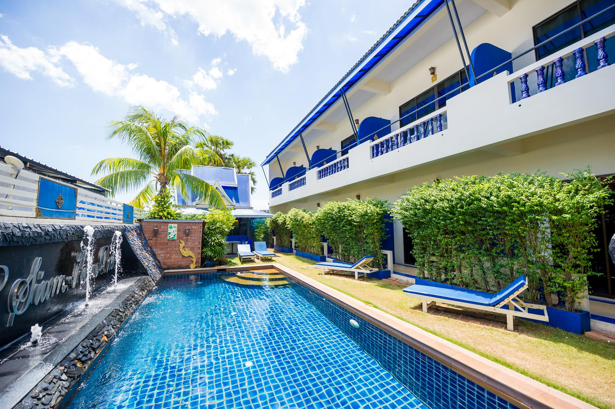 Jr Siam Kata Resort Phuket Tayland - Agoda'dan En Uygun ... dedans Aloha Piscine