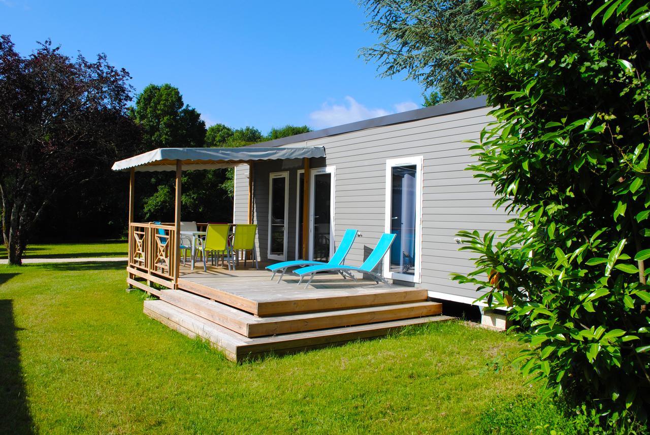 Kamp Alanı La Roche Posay Vacances (Fransa La Roche-Posay ... tout Piscine Chauvigny