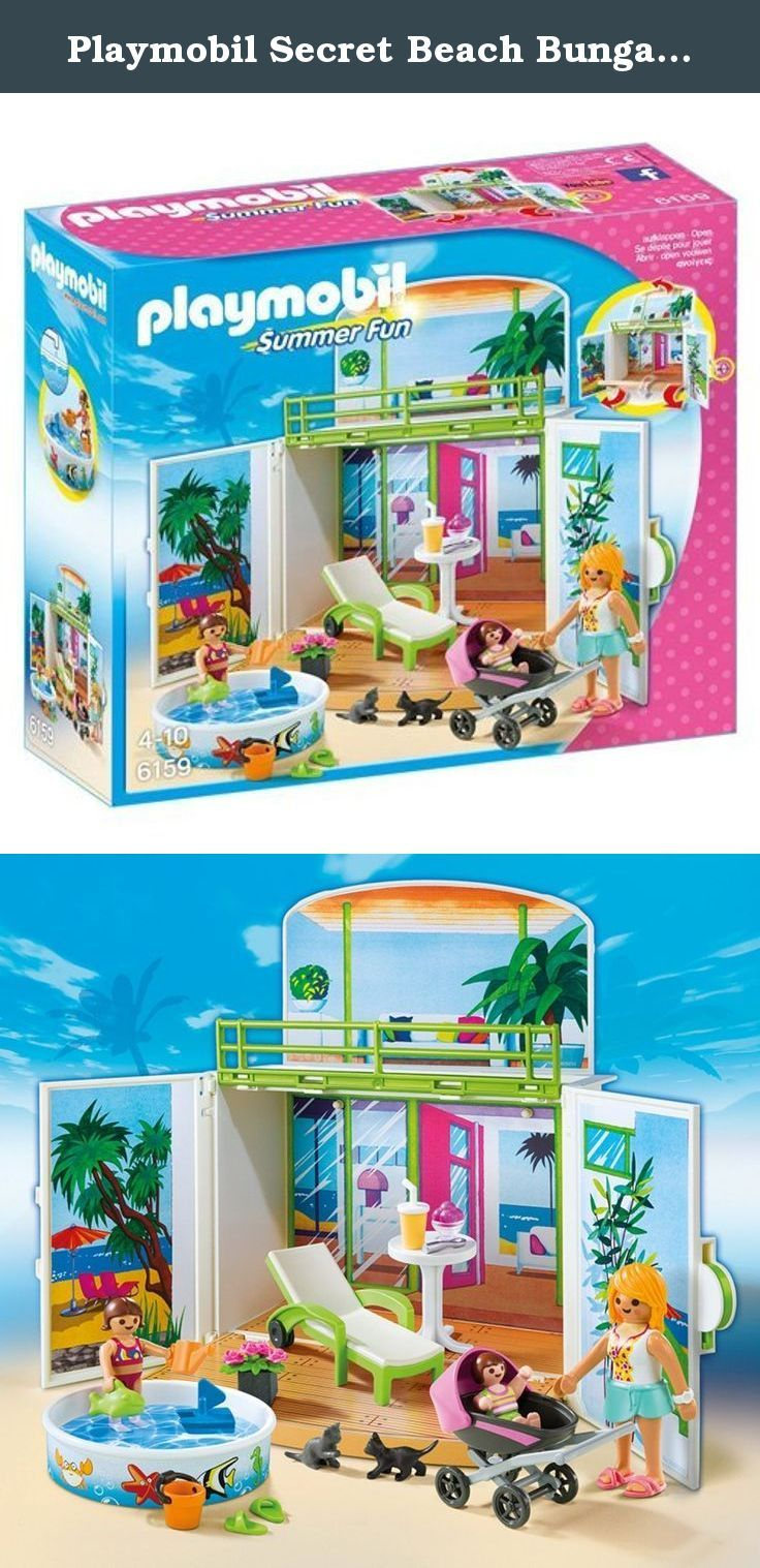 Kiddie Pools Toys & Games Kiddie Pools Playmobil Swimming ... destiné Piscine Playmobil 5575