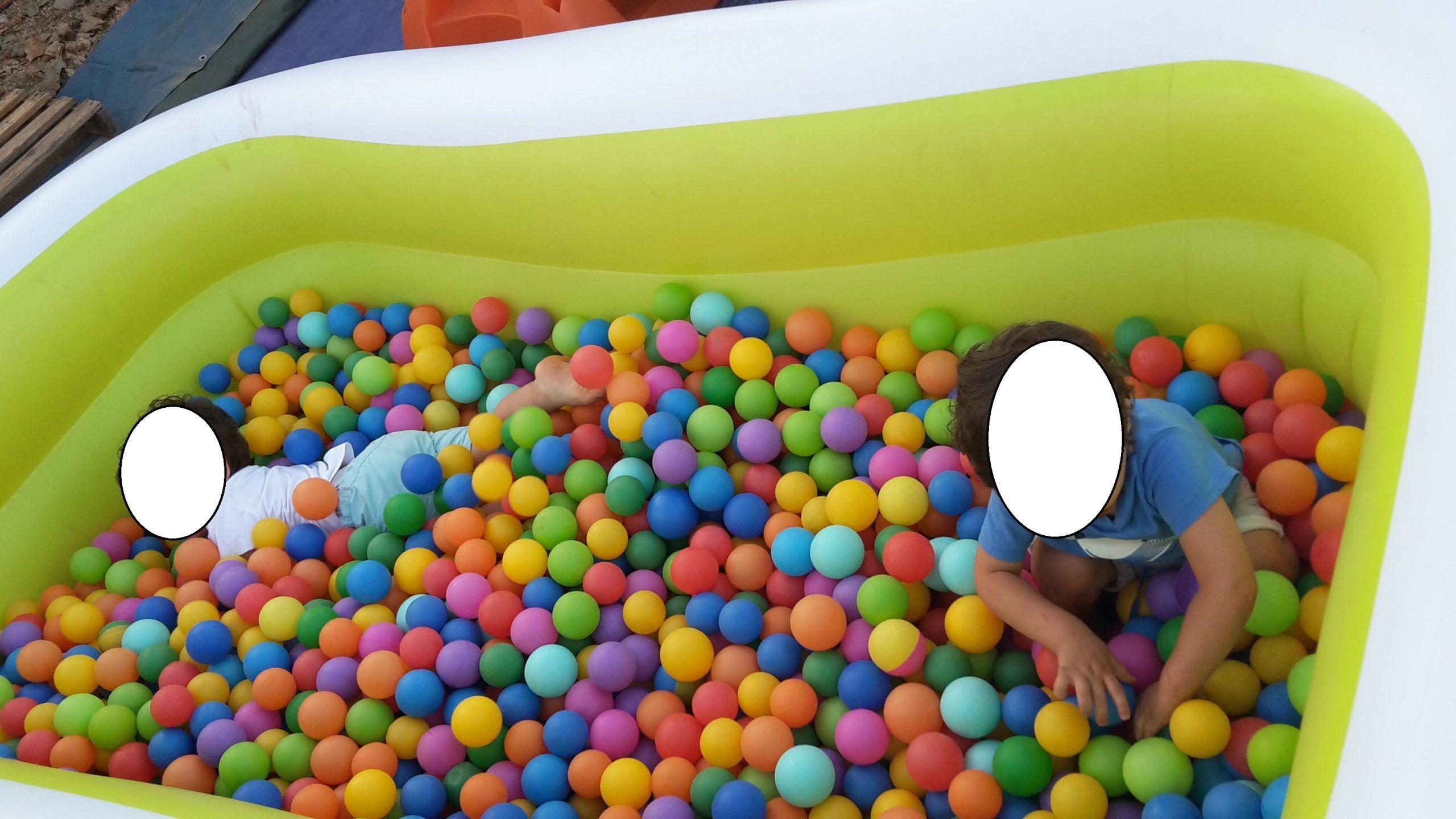 Kids Anim 1-4Ans - .isula-Event.fr concernant Piscine A Balle Geante