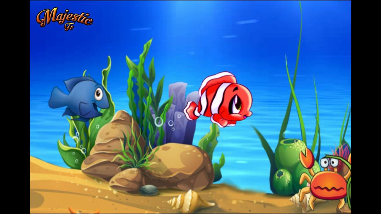 Kırmızı Balık Çocuk Şarkısı avec Piscine A Balle Toysrus