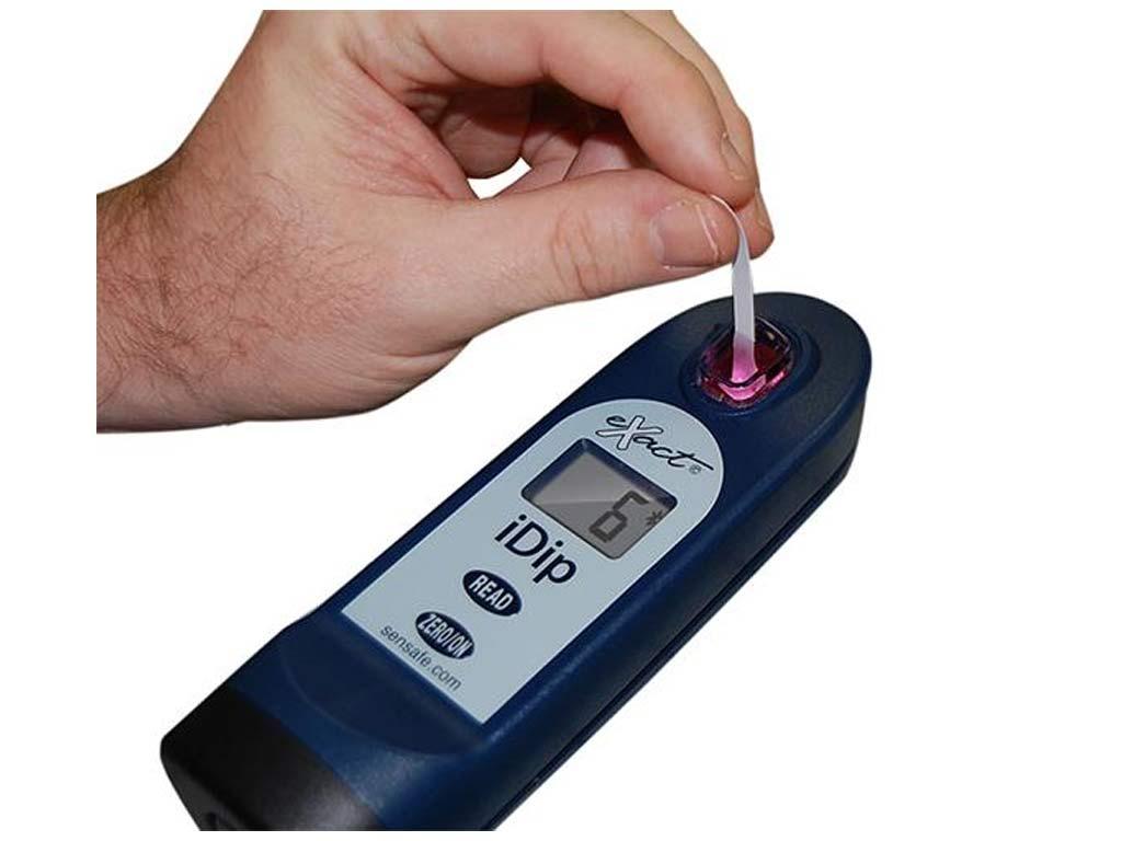Kit Analyse Piscine Photomètre Exact Idip Connecté Poolsan tout Photomètre Piscine