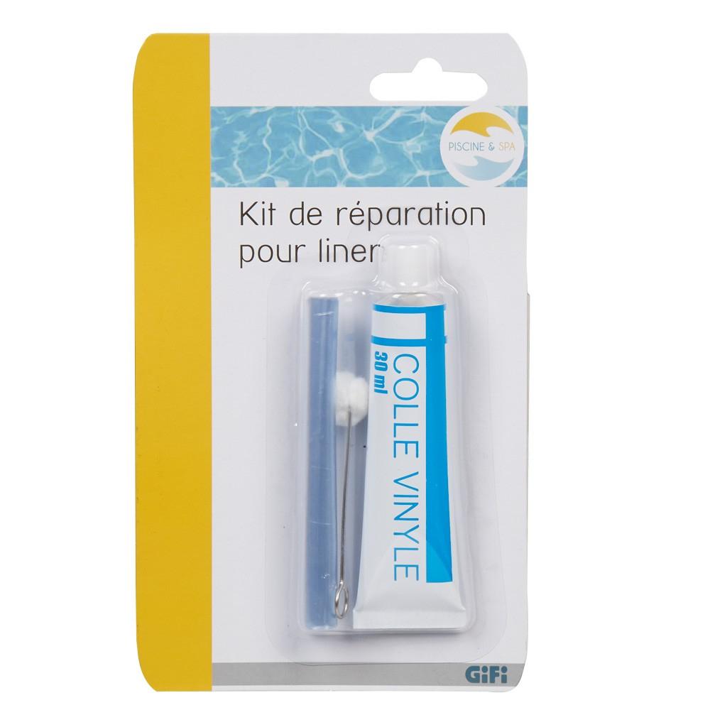 Kit De Réparation Liner Piscine destiné Reparation Liner Piscine