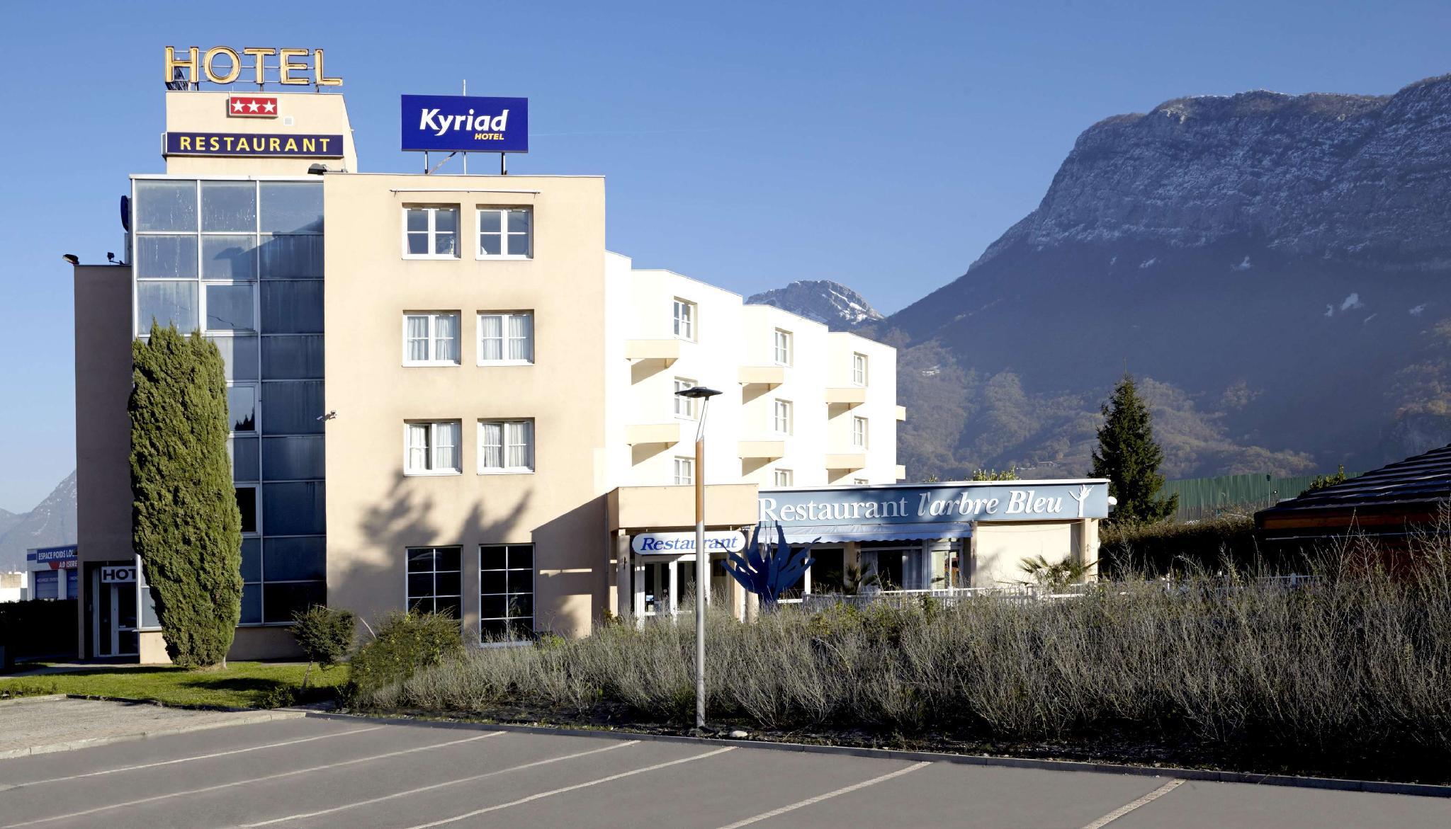 Kyriad Grenoble Nord - St-Egreve - Le Fontanil Hotel ... avec Piscine St Egreve