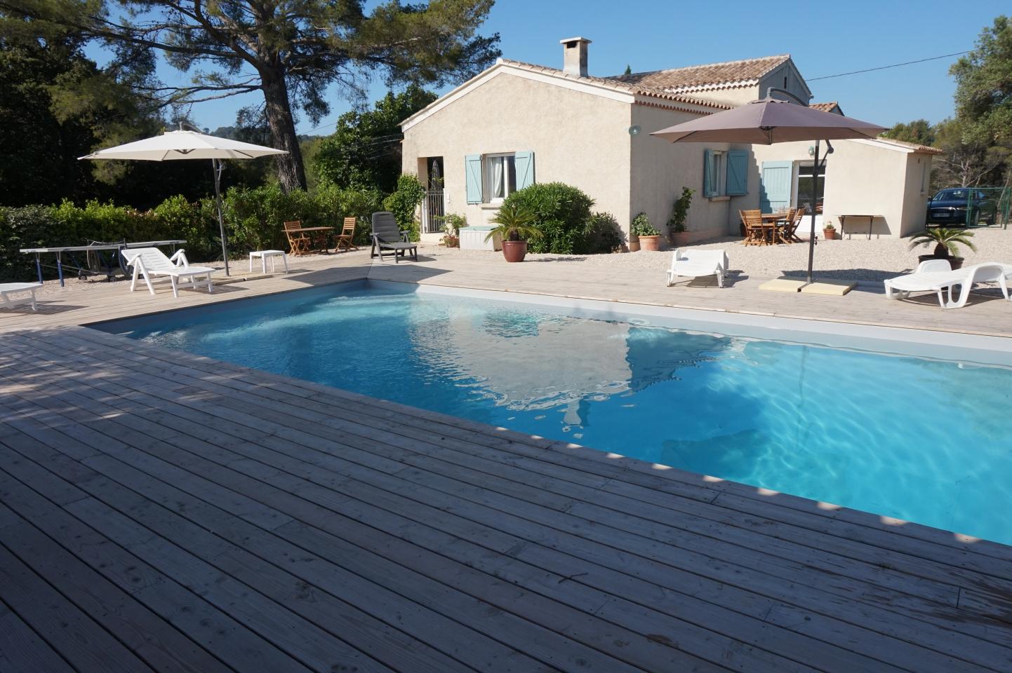La Balmee Location Saisonnière Villa -Villa For 7 People In ... concernant Location Maison Portugal Piscine