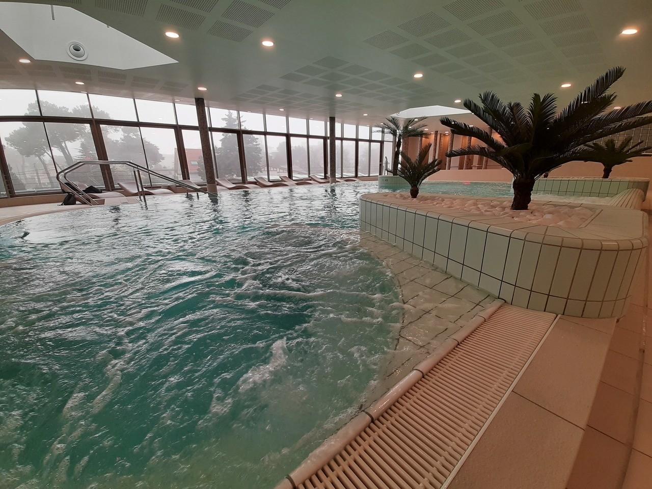La Baule : Le Centre Aquatique Aquabaule Ouvrira Lundi 10 ... tout Piscine Aquabaule