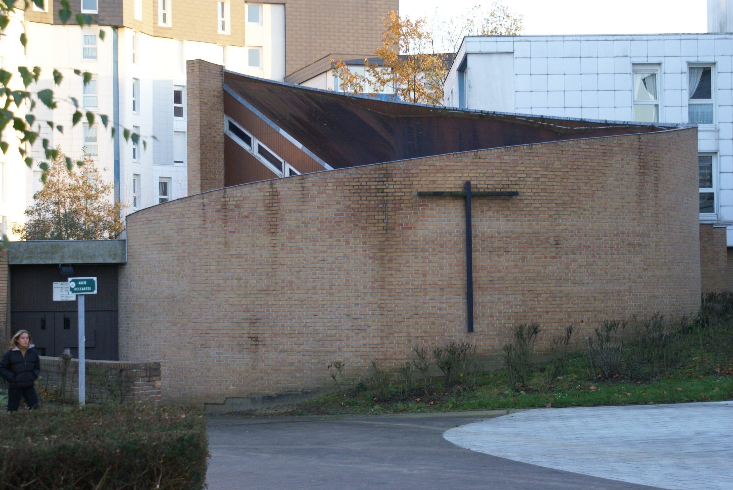 La Chapelle St Jean Baptiste À Saint-Saulve pour Piscine St Saulve