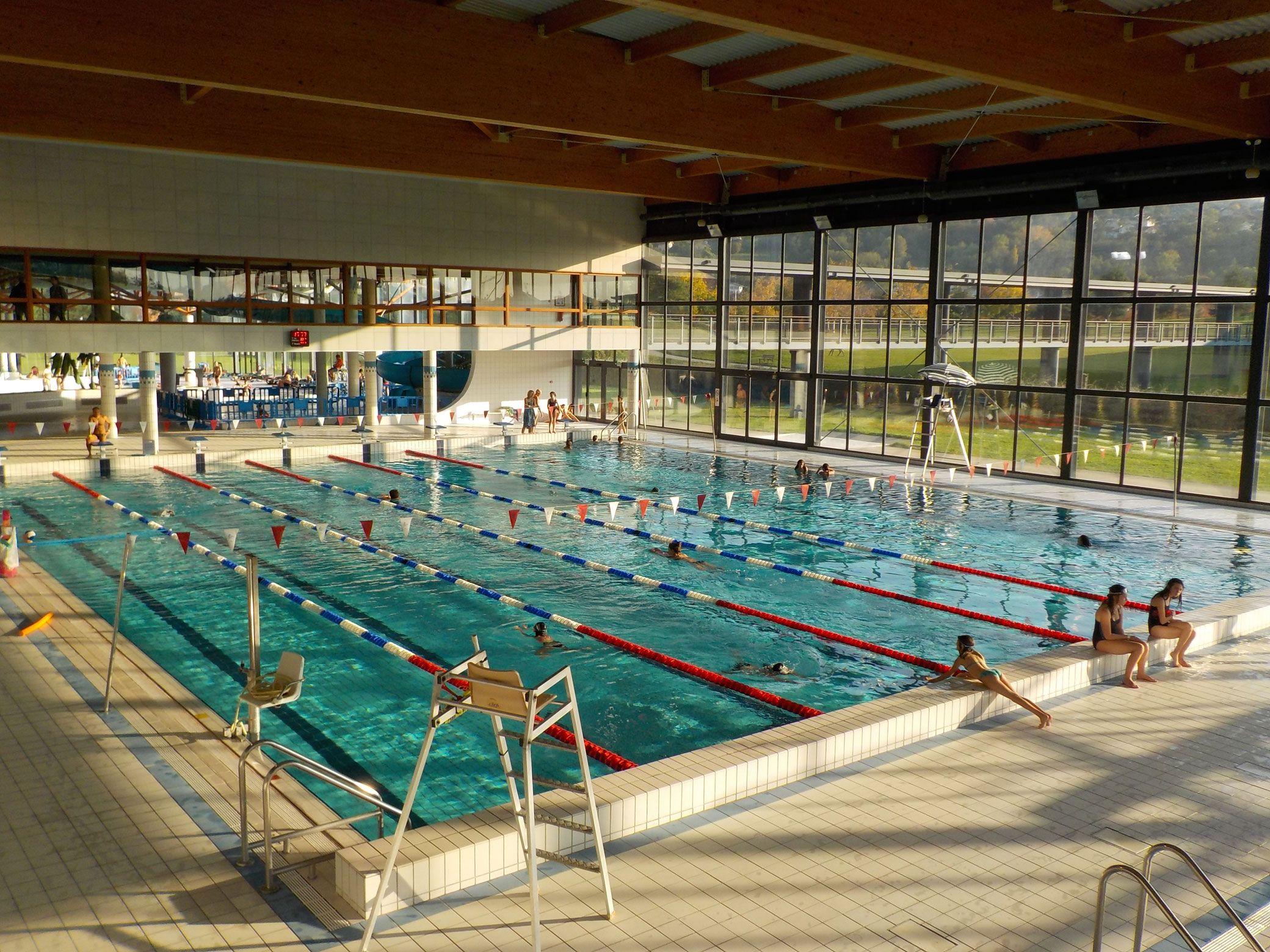 La Cité De L'eau - Amphion Les Bains...bien Plus Qu'une ... serapportantà Piscine Amphion