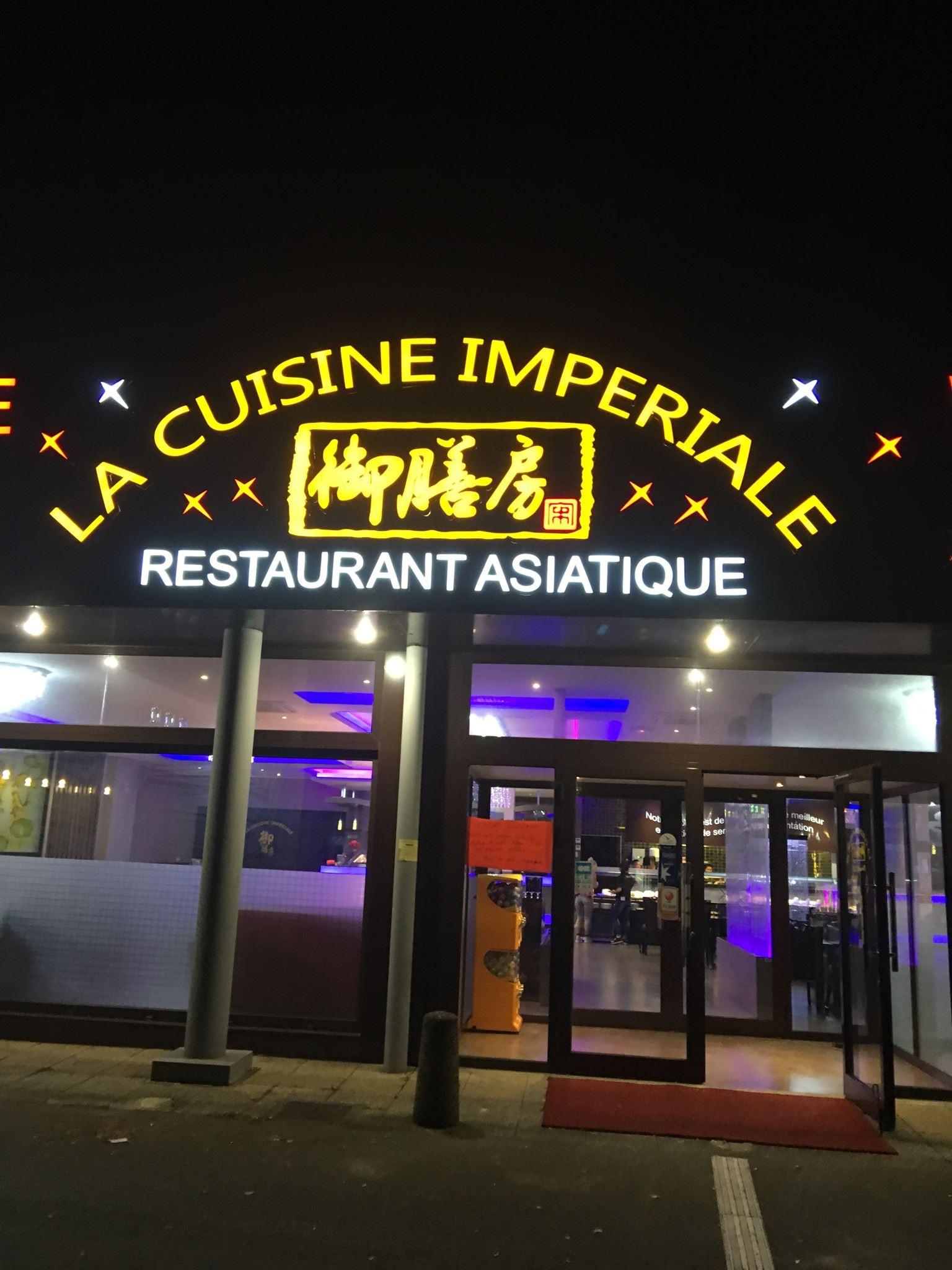 La Cuisine Imperiale - Saint Pol Sur Mer - Wengel intérieur Piscine Saint Pol Sur Mer