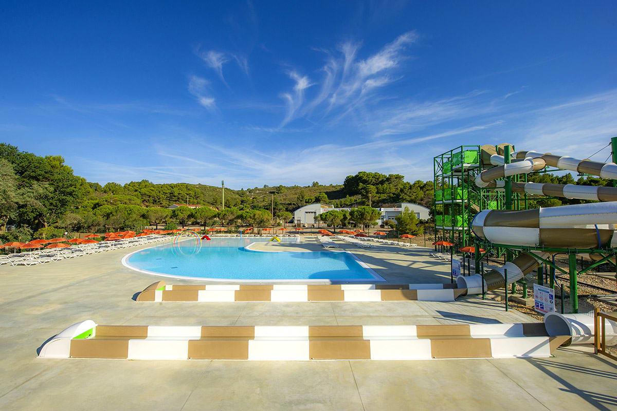 Piscine falaise - Hotel narbonne plage avec piscine ...