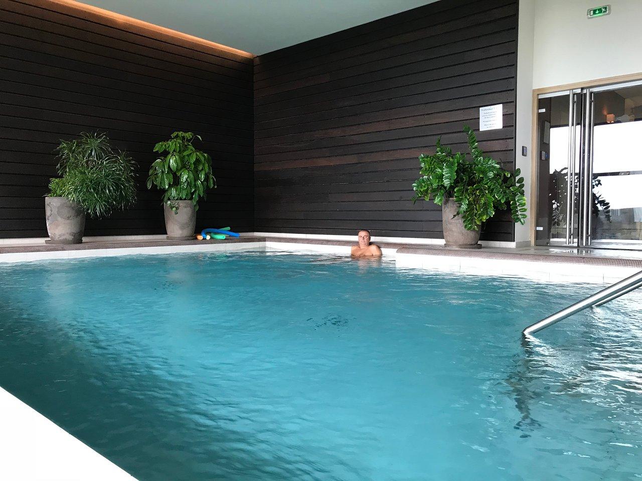 La Gree Des Landes Eco Hotel Spa Yves Rocher Pool Pictures ... dedans Piscine Malestroit
