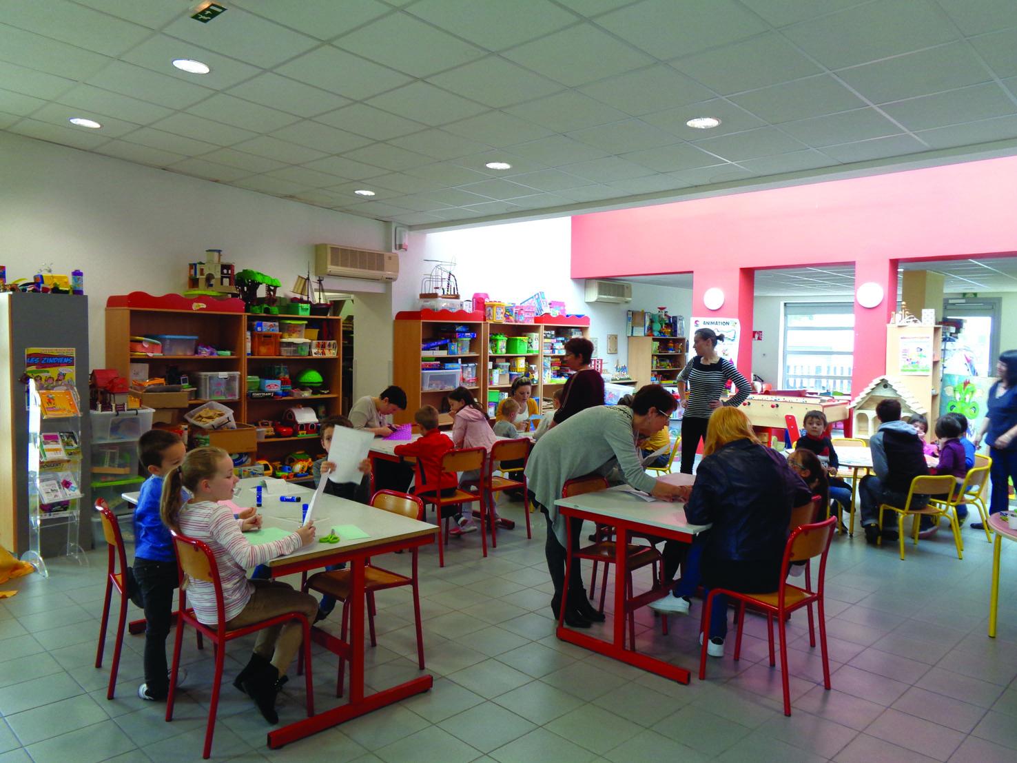 La Ludothèque - Ville De Saint-Yorre avec Piscine Bellerive Horaire