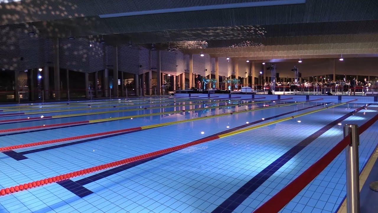 La Nouvelle Piscine Aqualudique Du Stade Chambéry destiné Piscine Chambery