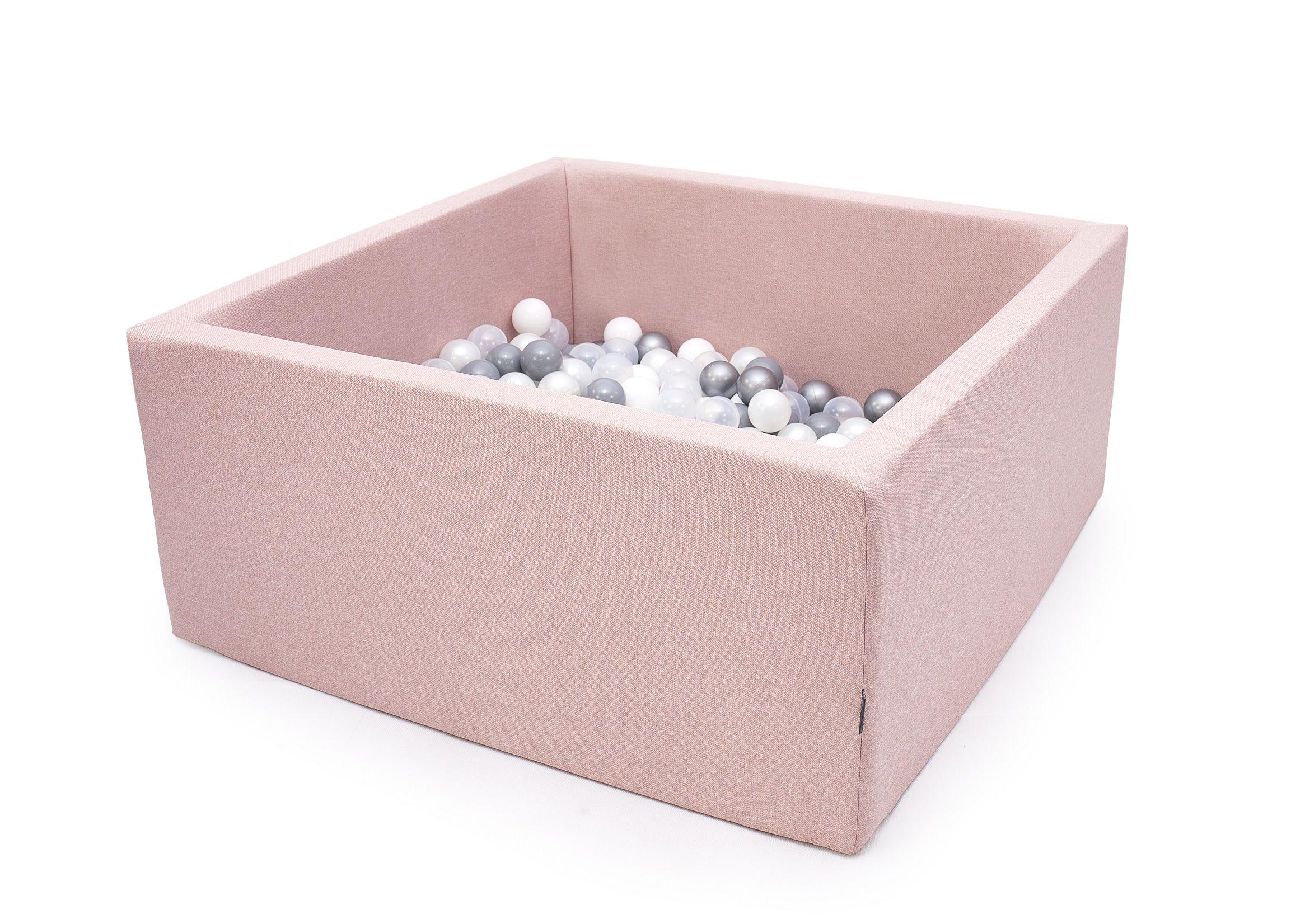 La Piscine À Balles Devient L'élément Incontournable Ludique ... pour Piscine A Balle En Mousse
