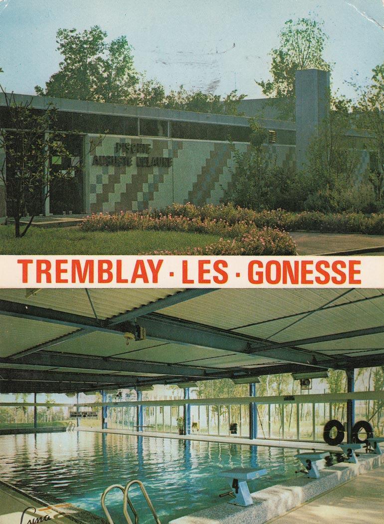 La Piscine Auguste Delaune - Ville De Tremblay-En-France ... encequiconcerne Piscine De Goussainville